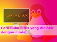 Cara Buka Situs yang diblokir