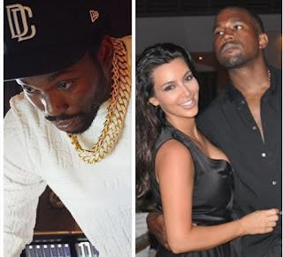 Meek Mill's responds to Kanye West's allegation with Kim Kardashian