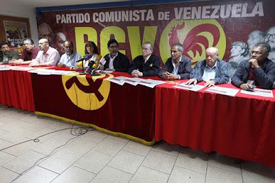PCV juramentó candidatos a la Asamblea Nacional