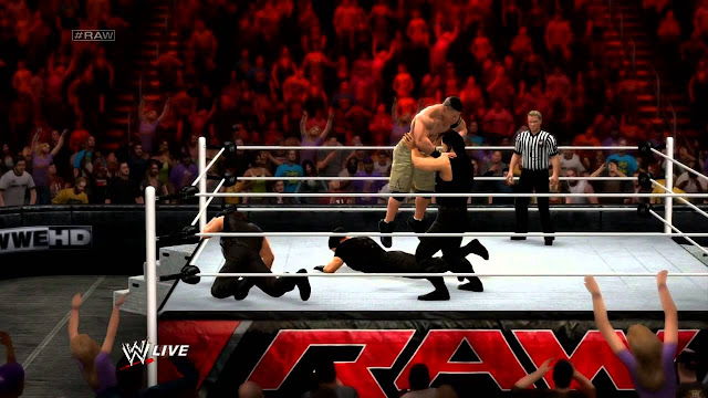 Download WWE 2k14 Full Compressed FIle