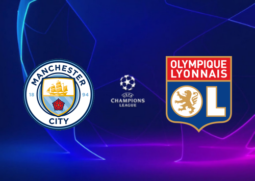 Manchester City vs Olympique Lyonnais -Highlights 15 August 2020