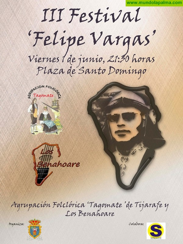 III Festival homenaje a Felipe Vargas
