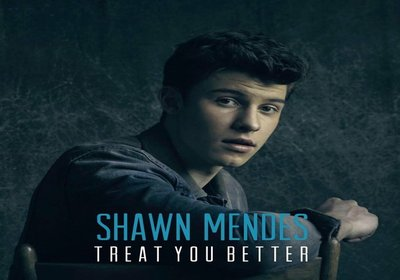 Chord Gitar Shawn Mendes Treat You Better