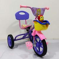 Sepeda Roda Tiga Anak PMB BMX-919S Baby Tricycle