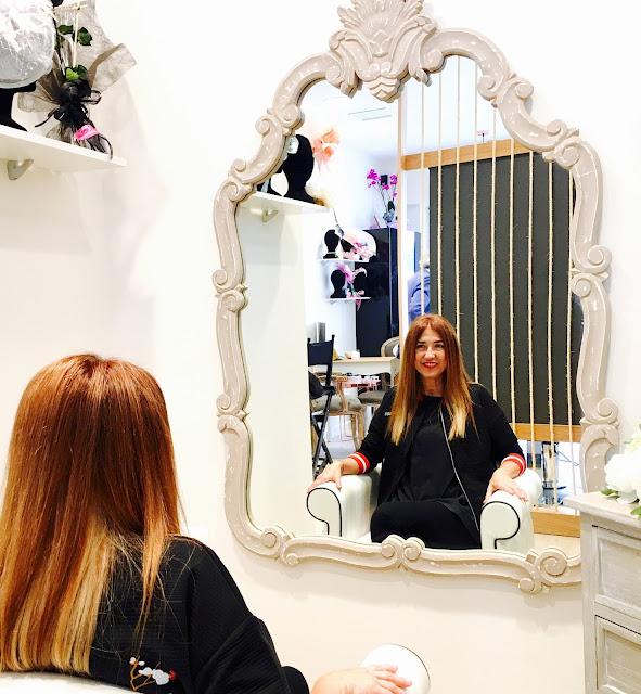 Salón Blue by Raquel Saiz, Peluquería, Estilismo, Lookazo, Hair Style, Style Masters Revlón, QHair, Torrelavega, Cantabria, Carmen Hummer
