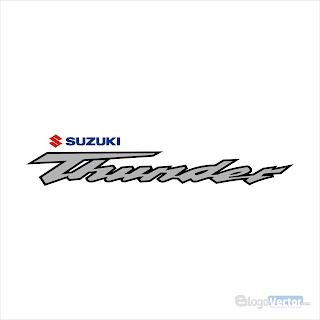Suzuki Thunder Logo vector (.cdr)