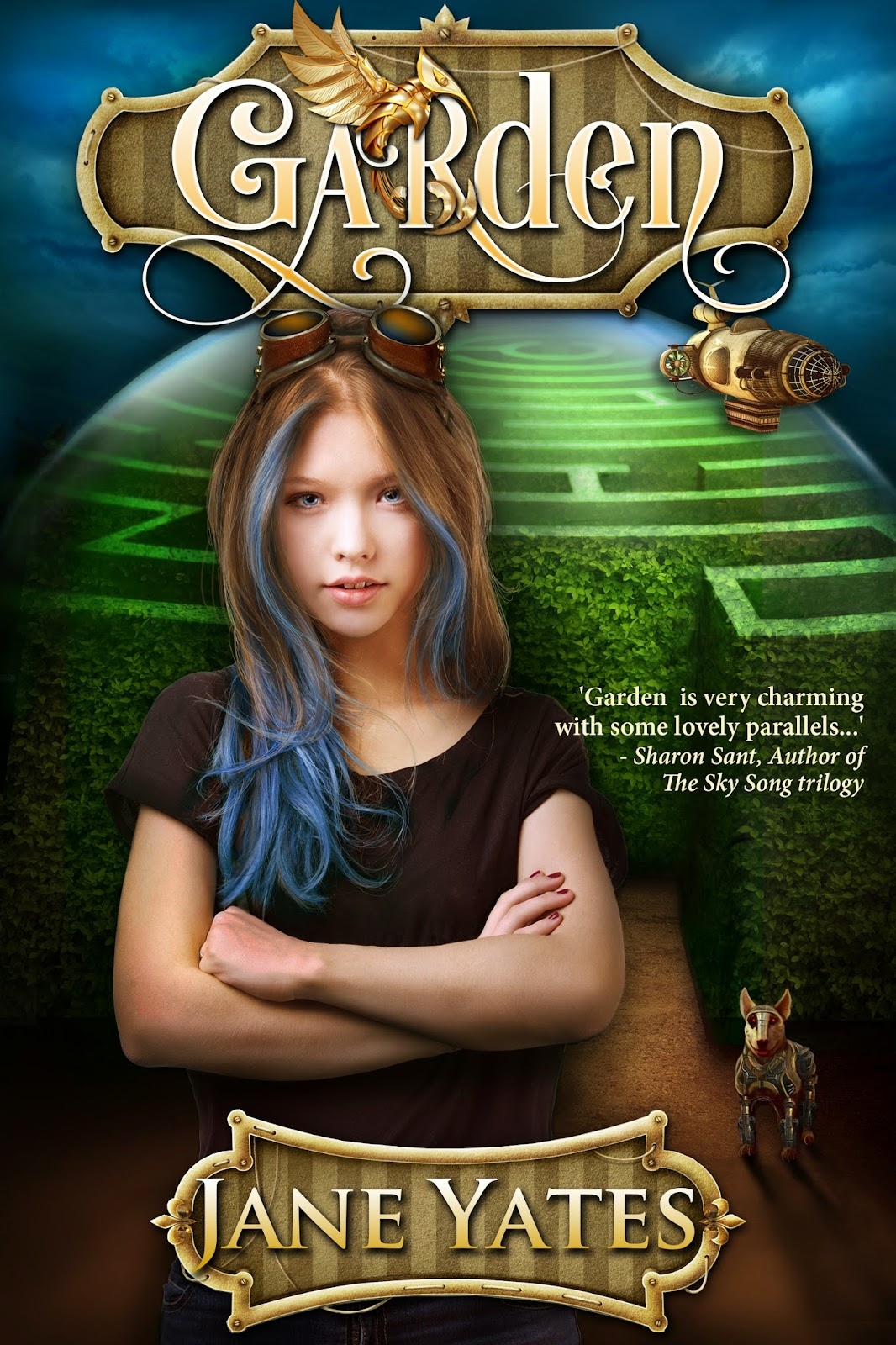 Cover Reveal: Gates by Jane Yates