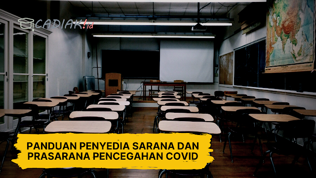 Panduan Penyedia Sarana dan Prasarana Pencegahan Covid-19 Selama PJJ