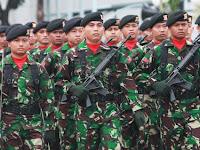 Tentara Nasional Indonesia (TNI) Buka Lowongan Prajurit Besar-besaran