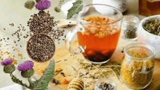 detoxify with herbs