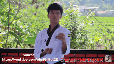 Apa itu Tekhnik Goduro Bakat Makki pada Nama Tekhnik Taekwondo