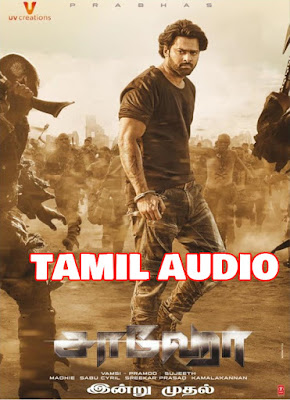Saahi 2019 Tamil Proper HQ 720p Pre-DVDRip 950MB