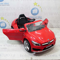 Mobil Mainan Aki Pliko PK1888  Mercedes-AMG CLA45