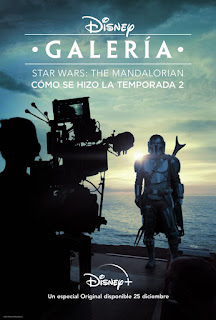 Galeria Disney Star Wars The Mandalorian Temporada 2