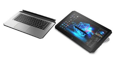 مواصفات وسعر كمبيوتر لوحي جديد من  hp  ZBook x2