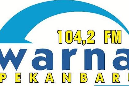 Lowongan Radio Warna 104,2 FM Pekanbaru Oktober 2019