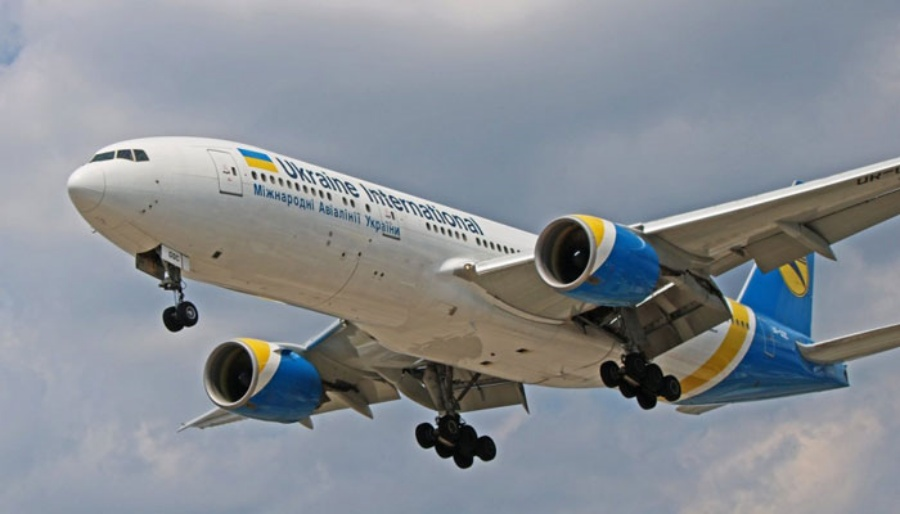 Ukrainian Plane With 180 Aboard Crashes Near Tehran Airport