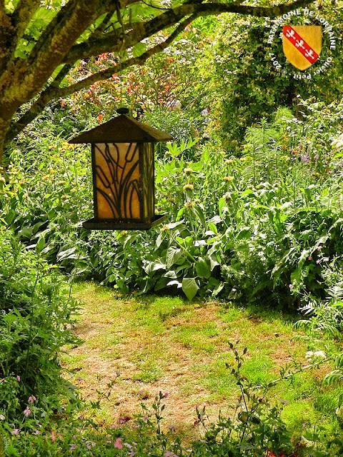 HOUDREVILLE (54) - Jardin Jean Vallée