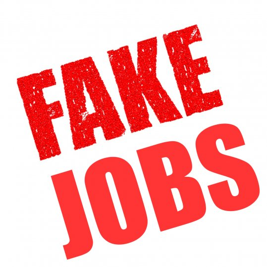 fake employers/recruitment agencies in Nigeria - They are scammers