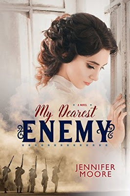 Heidi Reads... My Dearest Enemy by Jennifer Moore