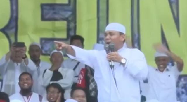 Gus Nur: Kalau Ada yang Bilang Kita Pasukan Nasi Bungkus, Matanya Picek!!