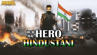 Hum Hai Hero Hindustani (2017) Hindi Dubbed 450MB HDRip 480p x264