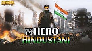 Hum Hai Hero Hindustani (2017) Hindi Dubbed 450MB HDRip 480p x264