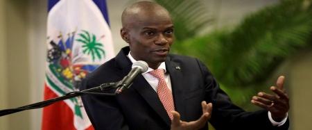 Jefe de seguridad del presidente haitiano viajó antes del asesinato.