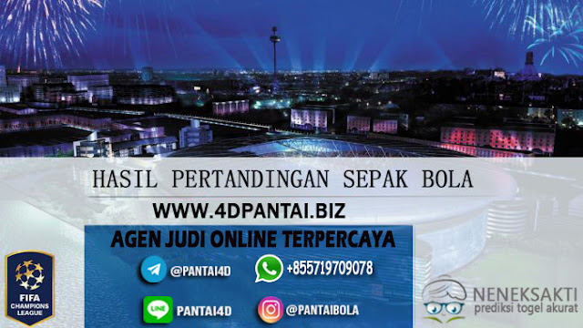 HASIL PERTANDINGAN BOLA 11 – 12 OCTOBER 2020
