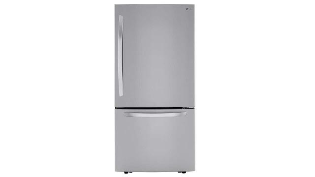 LG LBNC15231V Bottom Freezer Refrigerator