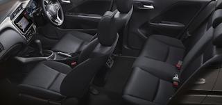 Interior Honda All New City