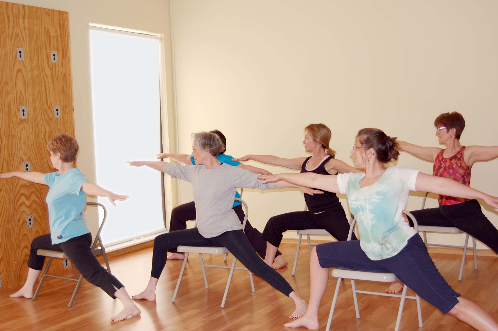 Yoga Chair Exercises For Seniors Office Max Desk Mat Revolution Sunday Nov 20th 3 30 P M