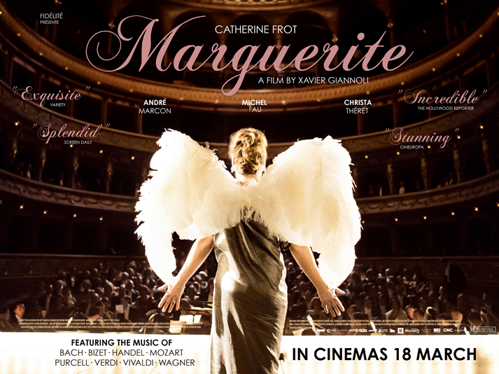 Póster: Madame Marguerite