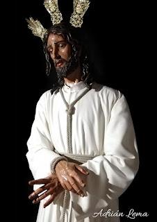 Olivares ya cuenta con una nueva devoción, Jesús Cautivo y Rescatado