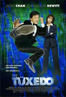 Sinopsis film The Tuxedo (2002)