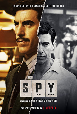 poster miniseri the spy netflix