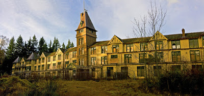 Nordrach on Dee Maugham sanatorium