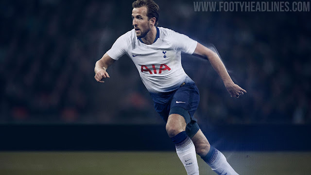 Tottenham Hotspur 2018/19 home Kit