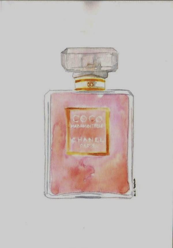 mademoiselle eau de parfum