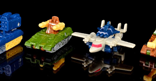 "Zone Variant and ""prototype"" custom Micromasters"