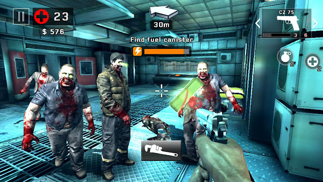 Download Dead Trigger 2 Mod Apk Gratis