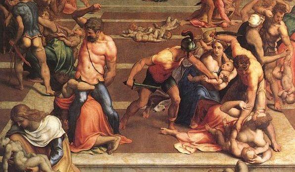 Święto Świętych Młodzianków, męczenników