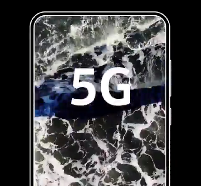 Nokia 5G smartphone teaser