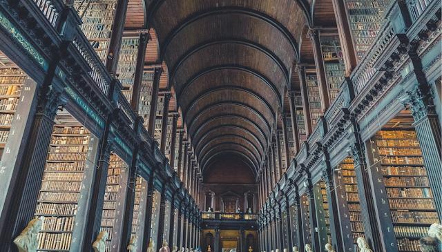 Le biblioteche più belle del mondo