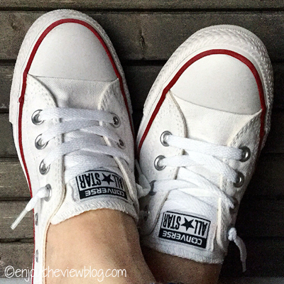 slip-on Converse sneakers