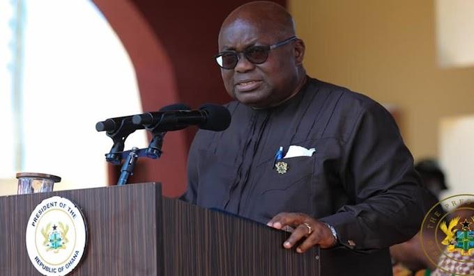 President Akufo-Addo Mourns Prince Philip