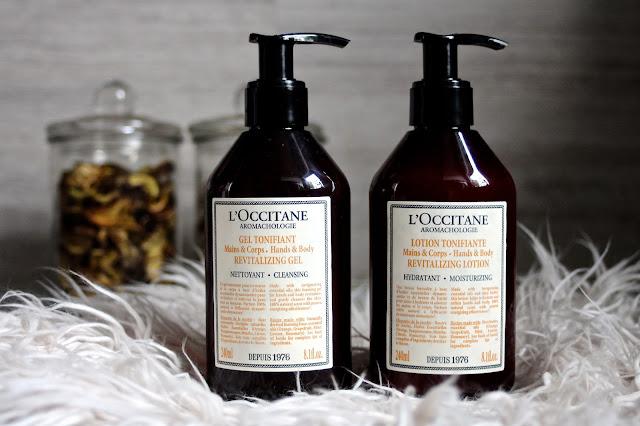 L'Occitane en Provence Aromakologija - gel i losion za ruke i tijelo