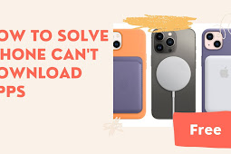 10 Ways to Fix iPhone Can't Download Apps