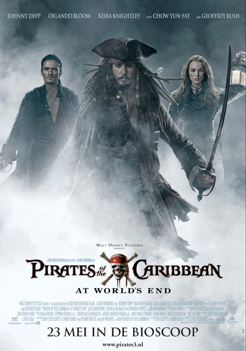 Nonton Film Pirates of the Caribbean 3 : At World's End (2007)