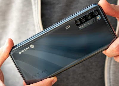 مراجعة ZTE Axon 20 5G